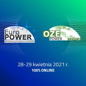Konferencja EuroPOWER i OZE Power