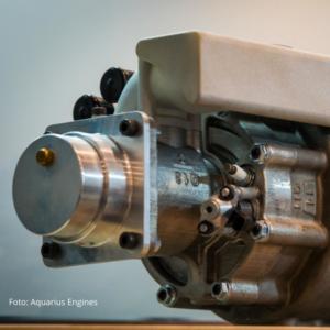 Powstał nowy silnik na wodór. Ma być alternatywą dla ogniw paliwowych