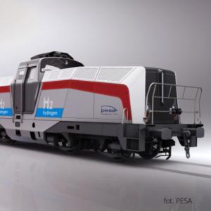 Prezes Pesy: jeszcze w tym roku zbudujemy lokomotywę na wodór