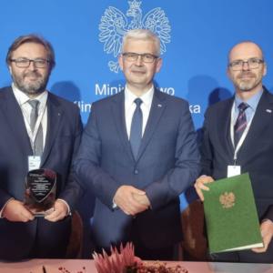 HP podpisało Porozumienie sektorowe na rzecz rozwoju gospodarki wodorowej